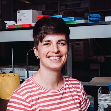 Camille Vandenberghe, M.Sc. - Agente de recherche