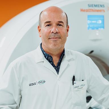 Étienne Croteau, Ph.D. - Coordonateur Imagerie Médicale
