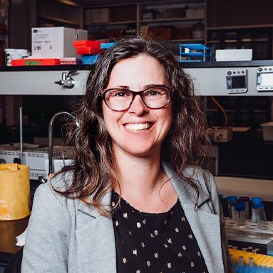 Mélanie Fortier, M.Sc. - Coordonatrice de recherche